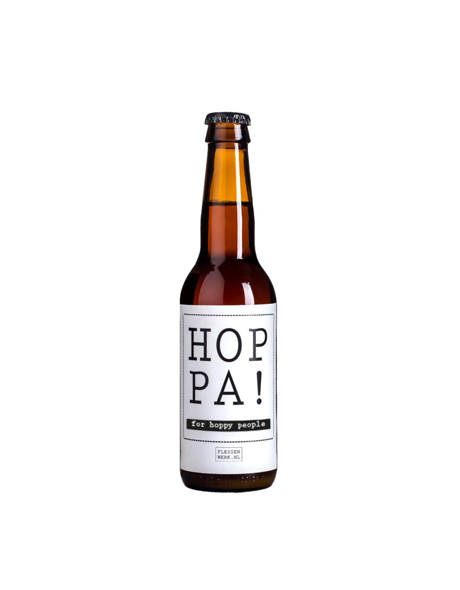 Hoppa bier klein - per 24