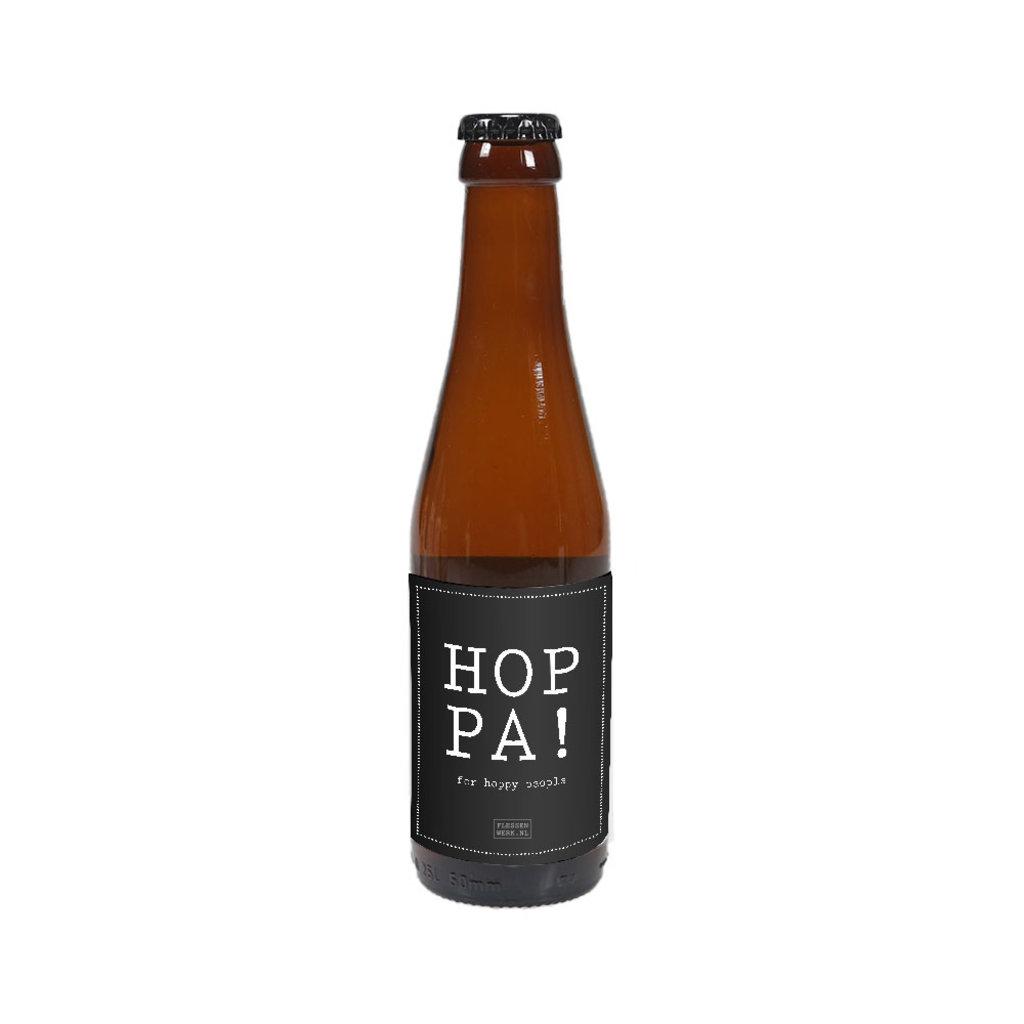 Flessenwerk Hoppa klein - per 24