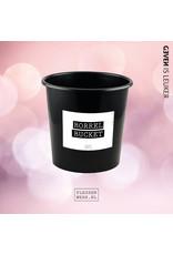 Flessenwerk Borrel  bucket - klein (3 liter) - per 12