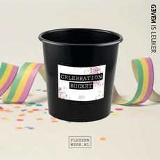 Flessenwerk Celebration bucket  - groot (8 liter) - per 12