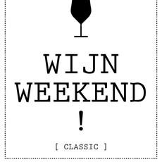 Flessenwerk Wijn weekend! - per 6