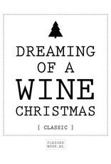 Wine christmas - per 6