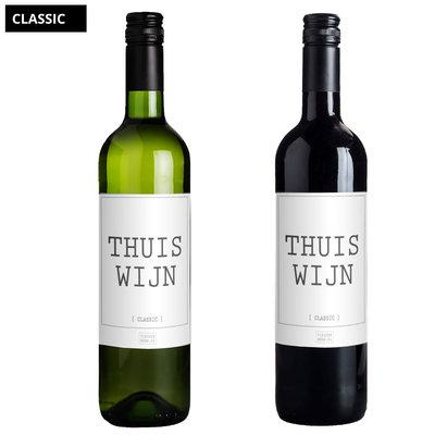 Flessenwerk Thuiswijn - per 6