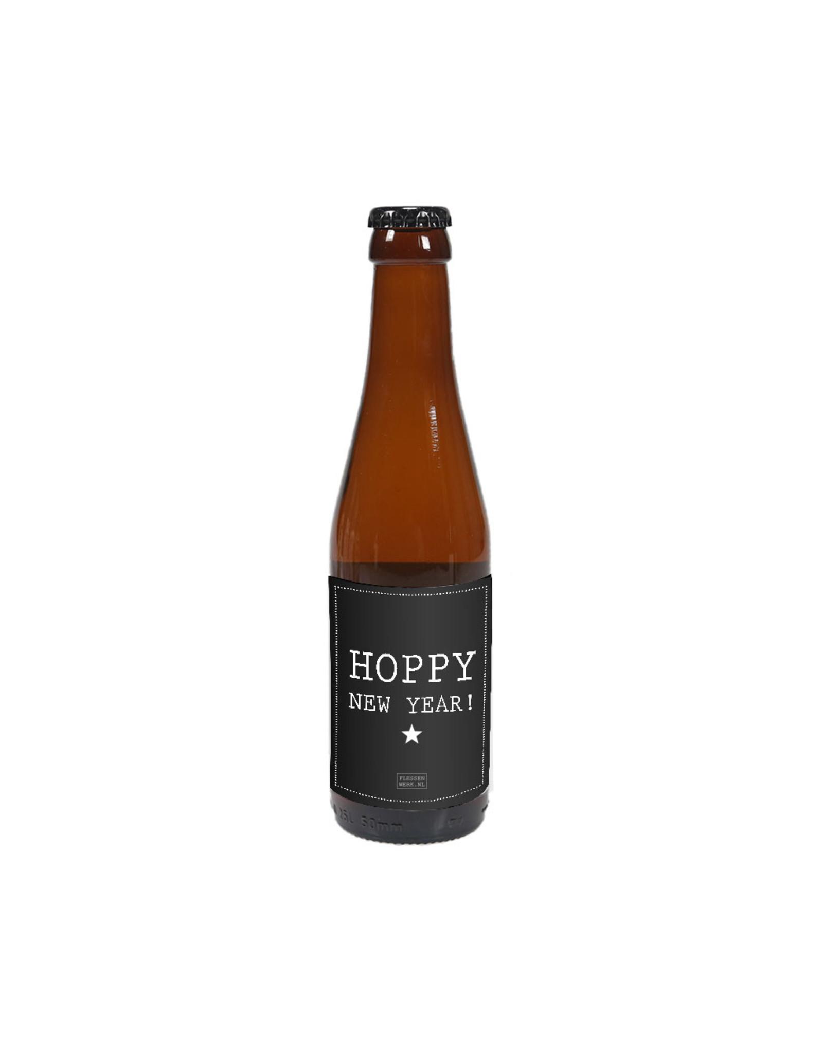 Flessenwerk Hoppa klein - New Year - per 24