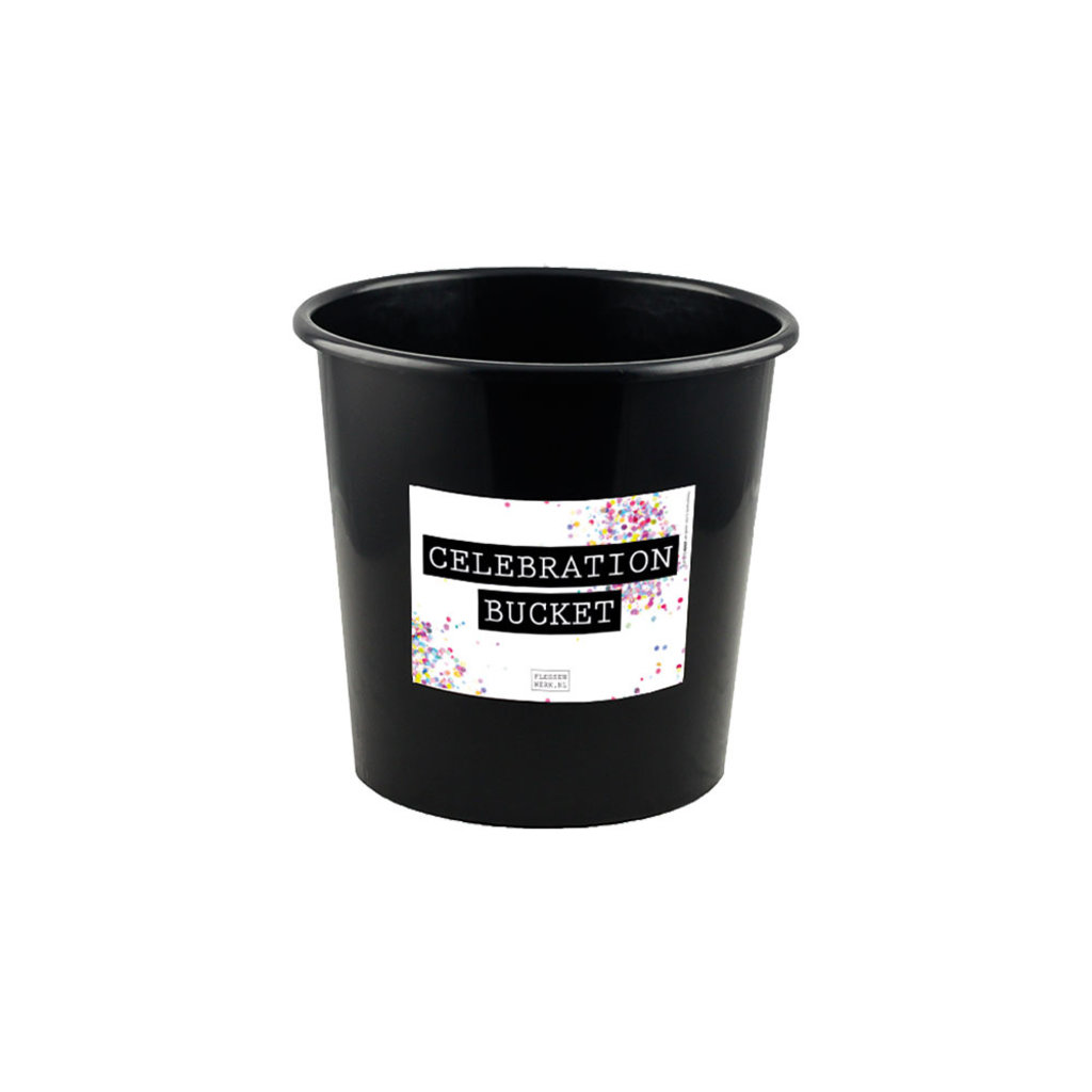 Flessenwerk Celebration  bucket - klein (3 liter) - per 12