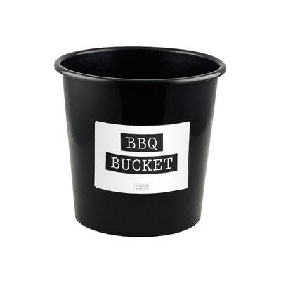 Flessenwerk BBQ-bucket - groot (8 liter) - per 12