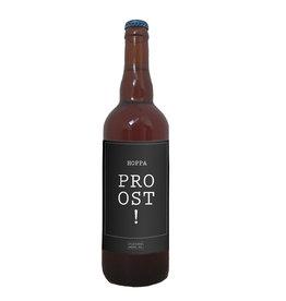 Flessenwerk Hoppa groot - Proost! - per 6