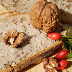 Vers uit de Polder Zak met broodmix - Notenbrood - per 12