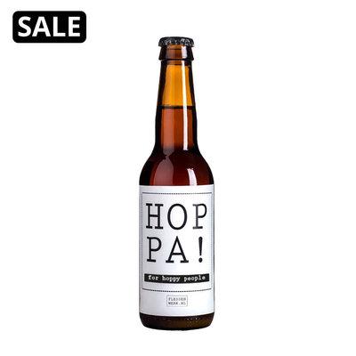 Flessenwerk Hoppa bier klein - per 24 - NU MET 25% KORTING