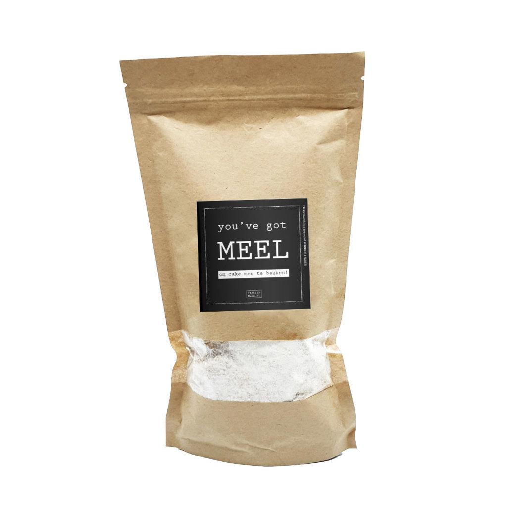 Flessenwerk You've got meel! - per 12