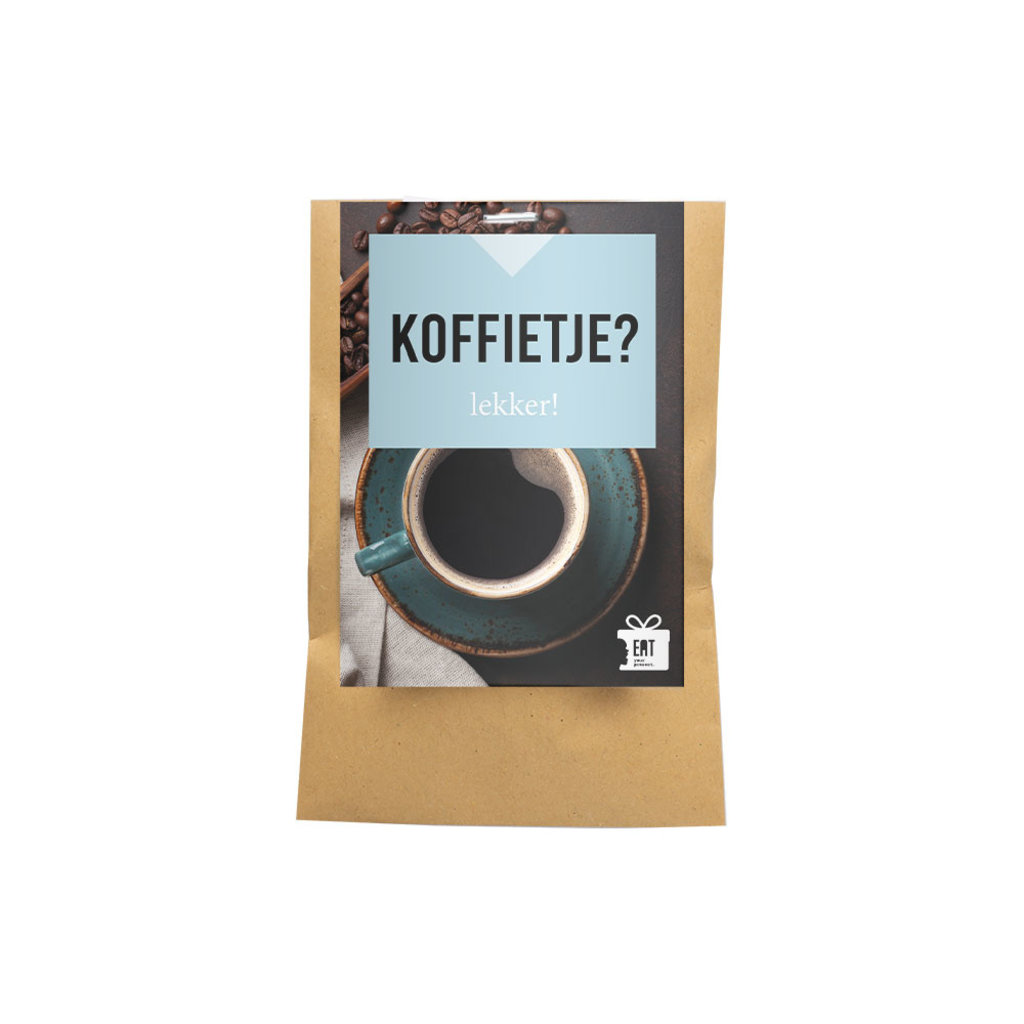 Eat your present Koffietje? - per 12