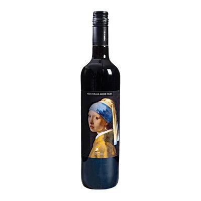 Painting Presents Meesterlijk mooie wijn - Rood - per 6