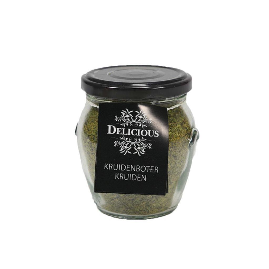 Delicious Food Kruidenboter kruiden - per 6