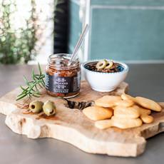 Delicious Food Di peperoni dolce tapenade - per 12
