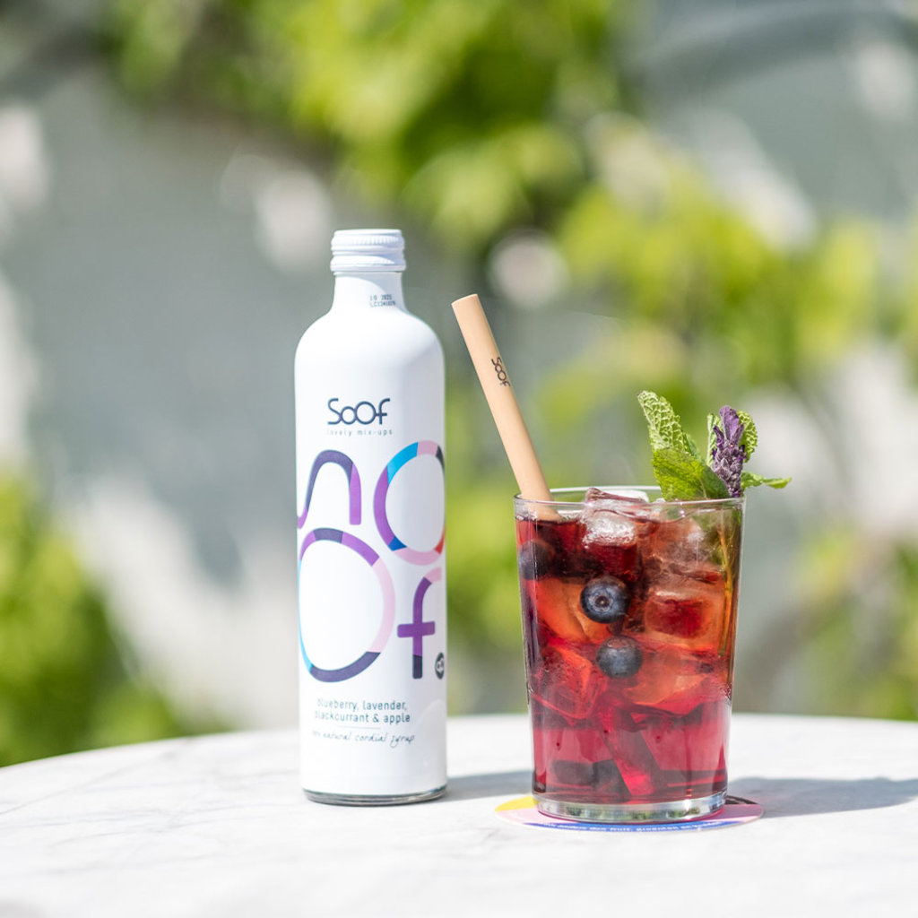 Soof drinks Mix your Mocktail - per 6