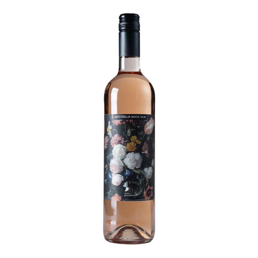 Painting Presents Meesterlijk mooie wijn - Rosé - per 6