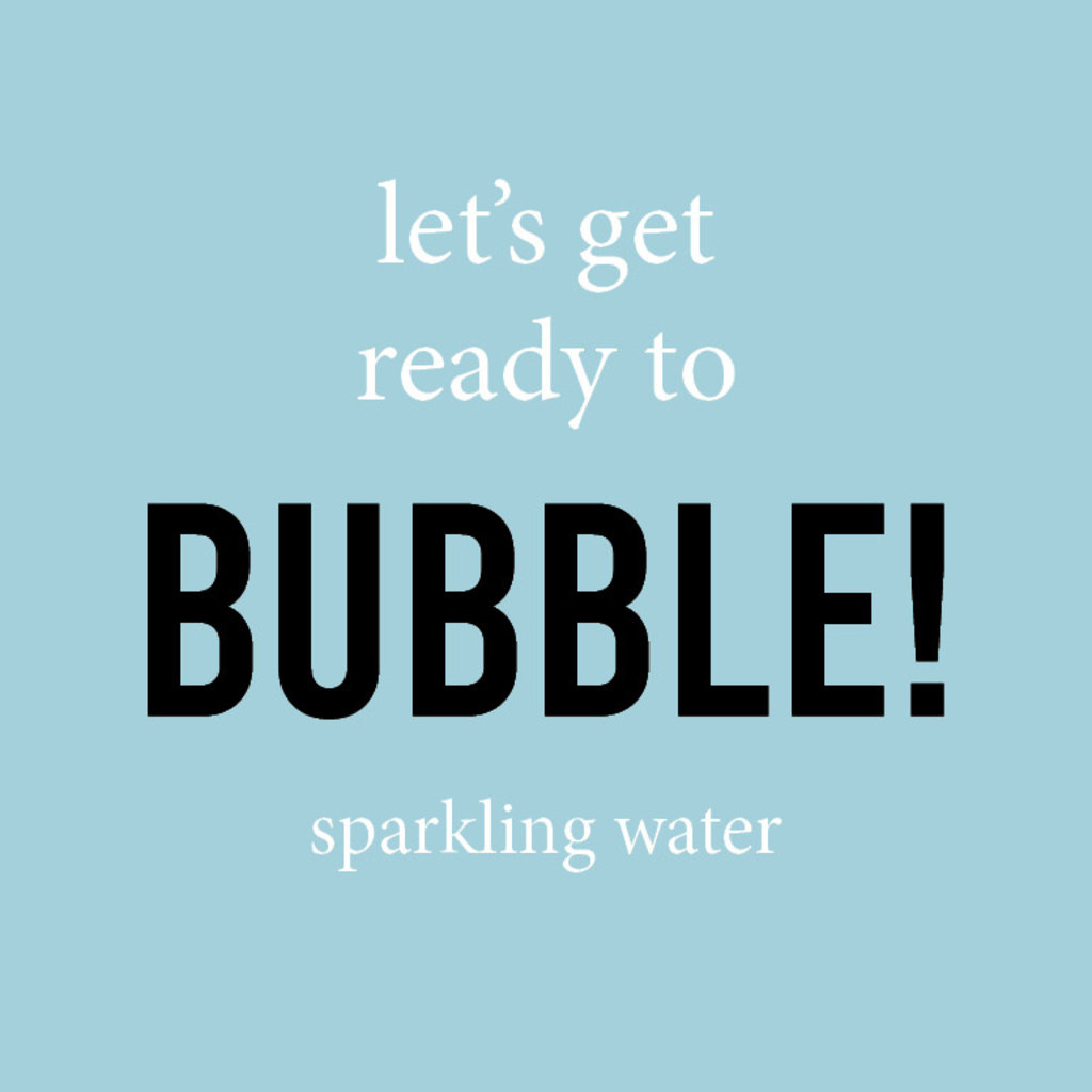 Eat your present Let's get ready to BUBBLE! - per 12