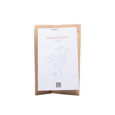 Giving Natural Giving Natural - Zakje - Natural flower tea - per 12