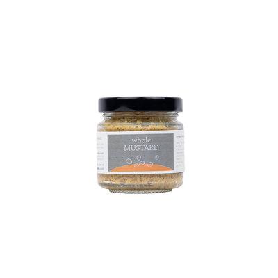 Giving Natural Whole mustard -  natural mustard - per 12