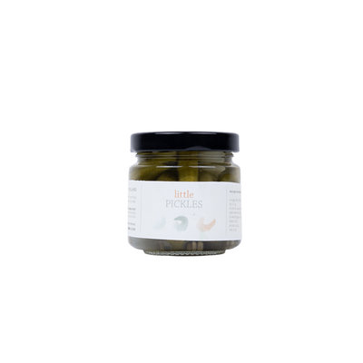 Giving Natural Little pickles - cocktail augurken - per 12