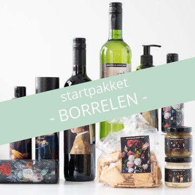 Painting Presents Startpakket Painting presents - borrelen