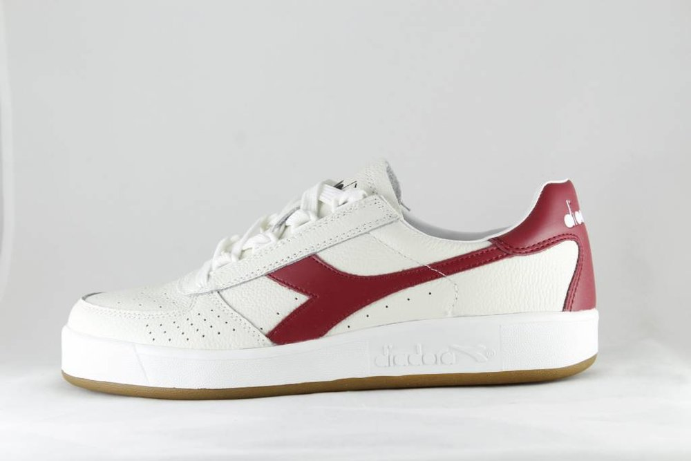 DIADORA DIADORA B.ELITE L White/Tibetan Red