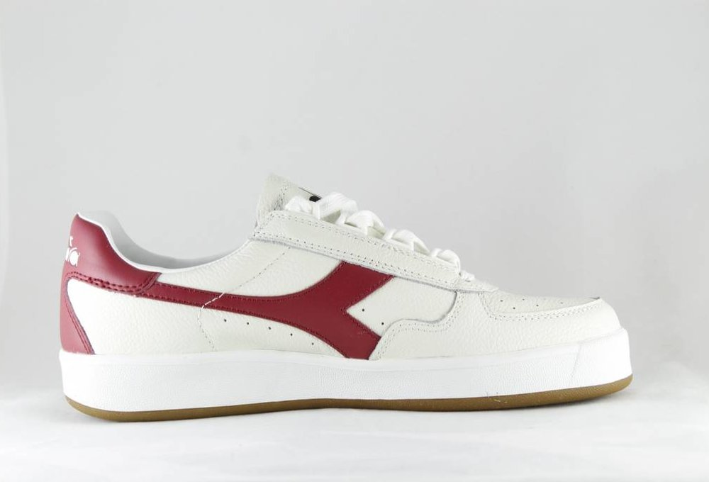 DIADORA B.ELITE L White/Tibetan Red