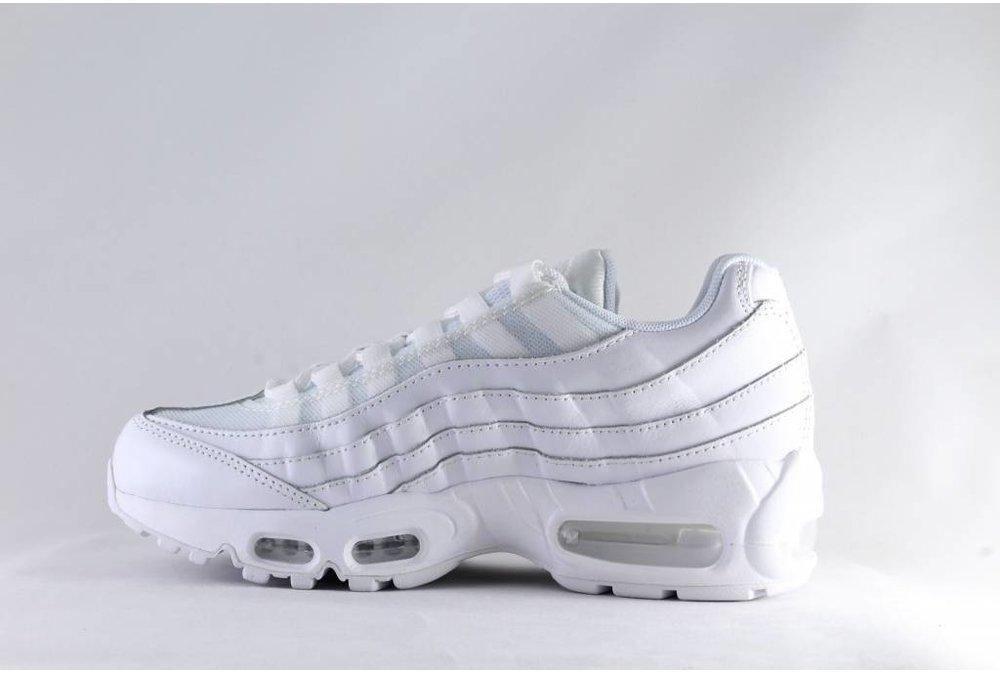 Nike NIKE AIR MAX 95 White/ White- White