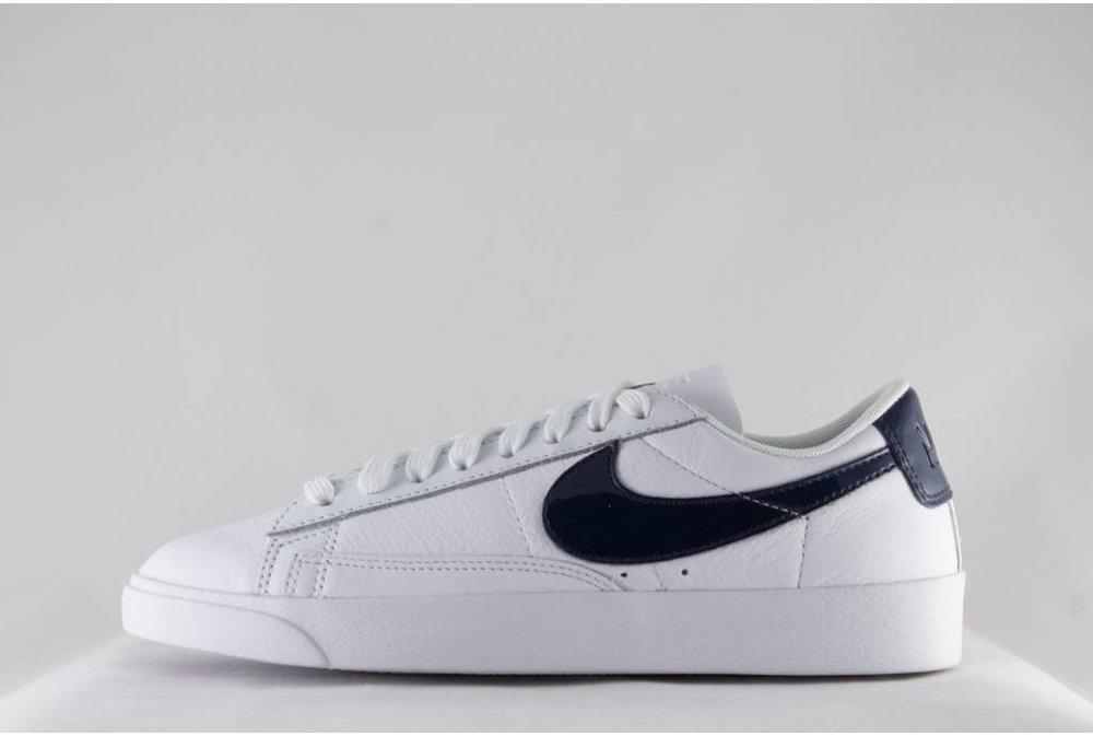 Nike NIKE BLAZER LOW LE White/ Obsidian/ White