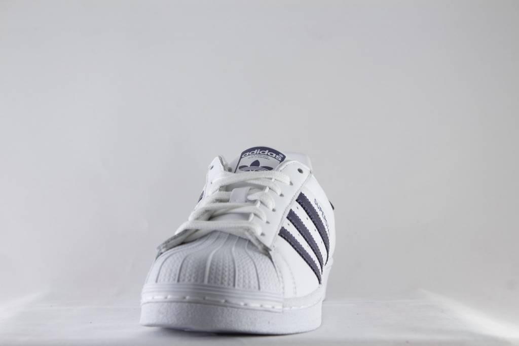 Adidas  SUPERSTAR Ftwwht/ Punime/ Ftwwht