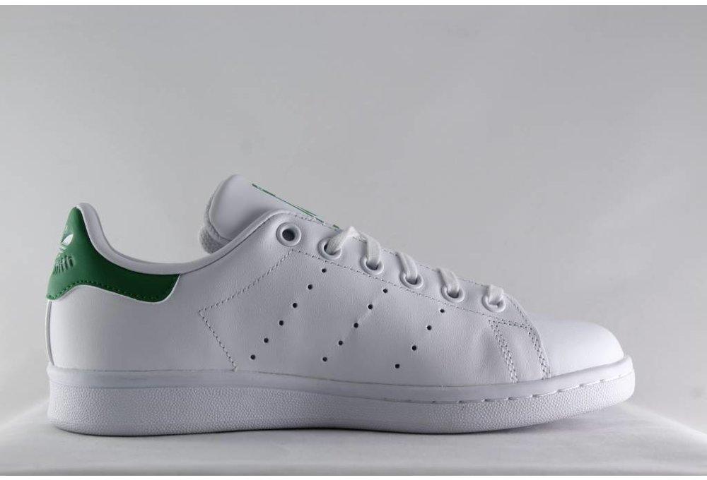 Adidas J ADIDAS STAN SMITH Ftwwht/ Ftwwht/ Green