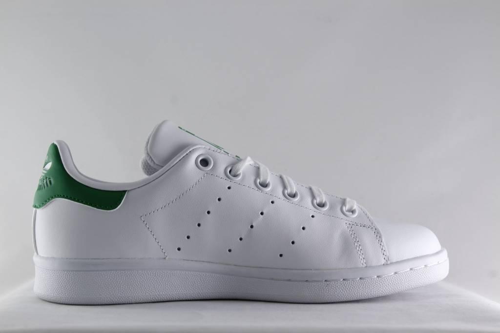 Adidas J  STAN SMITH Ftwwht/ Ftwwht/ Green