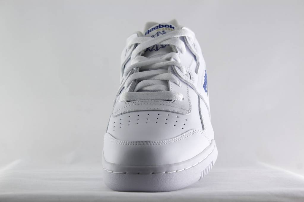 Reebok WORKOUT PLUS White/Royal