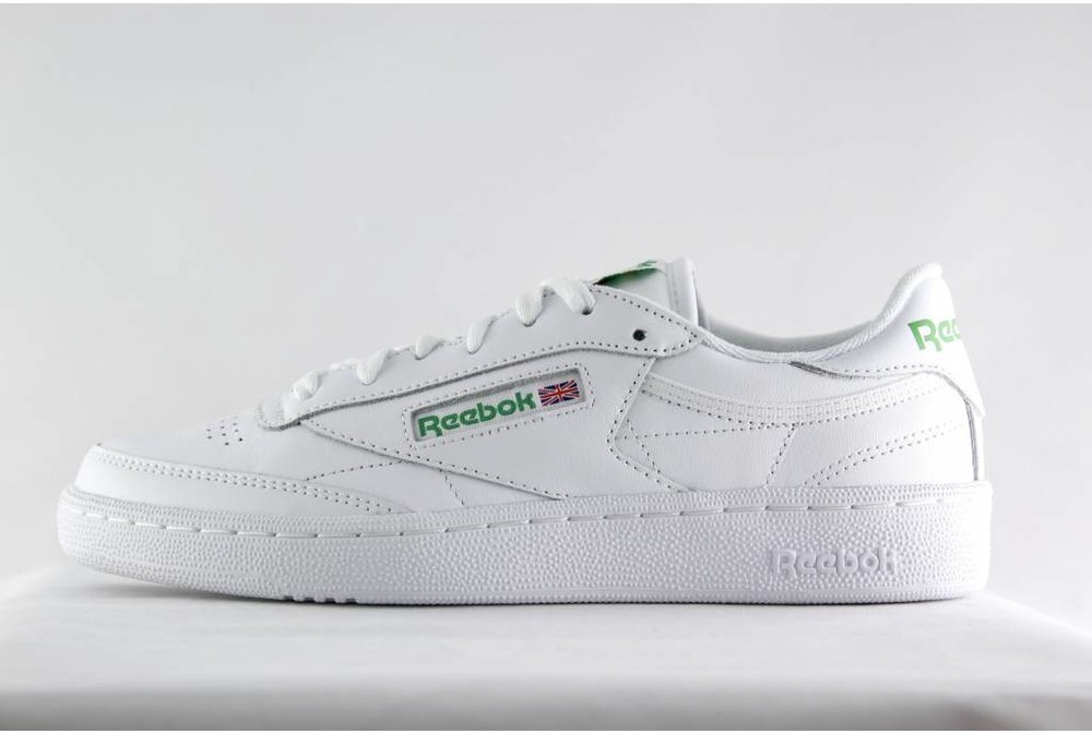 Reebok REEBOK CLUB C 85 White/ Green