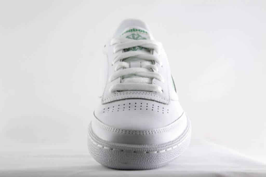 Reebok M REEBOK CLUB C 85 White/ Green