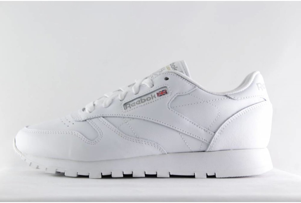 Reebok REEBOK CLASSIC LEATHER White
