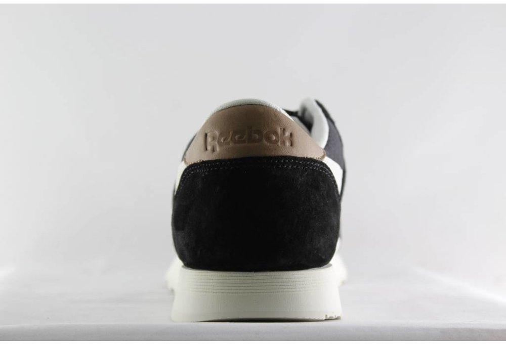 Reebok M REEBOK CLASSSIC NYLON P Black/Chalk