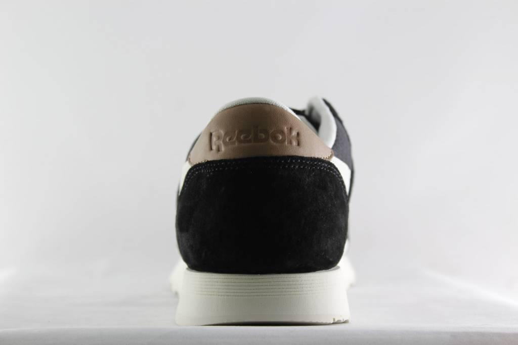 Reebok CLASSSIC NYLON P Black/Chalk