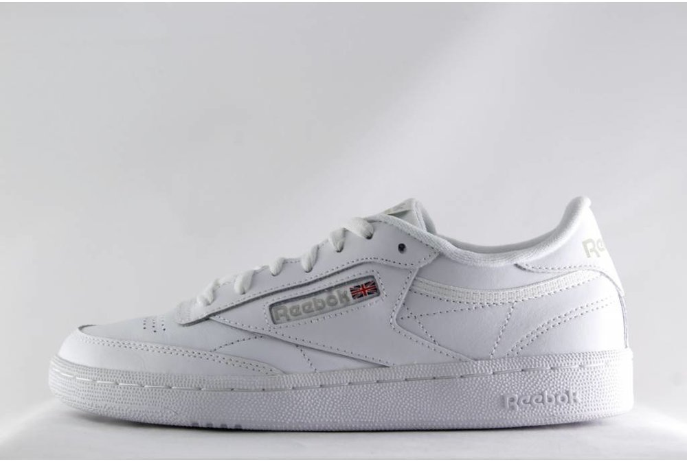 Reebok W REEBOK CLUB C 85 White/Light Grey