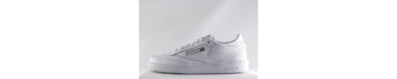Reebok W REEBOK CLUB C 85 White/Light Grey