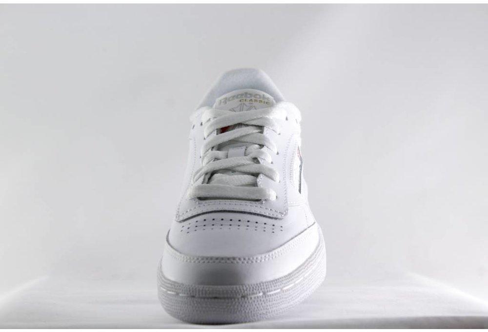 REEBOK CLUB C 85 White/Light Grey