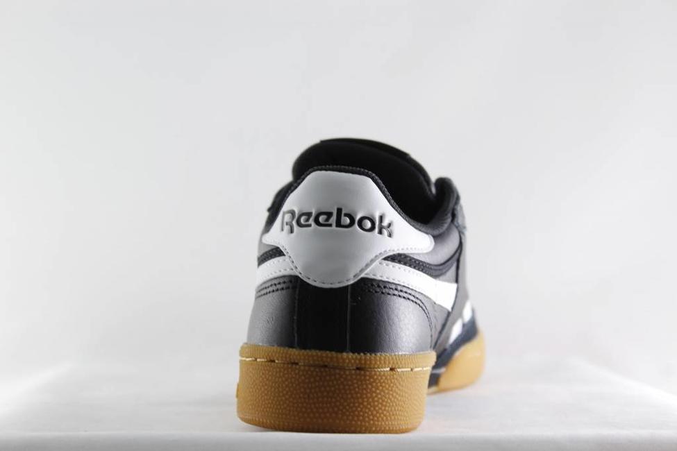 Reebok REEBOK REVENGE PLUS GUM Black/ White-Gum