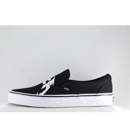 Vans VANS CLASSIC SLIP-ON (Metallica) Black/ True White