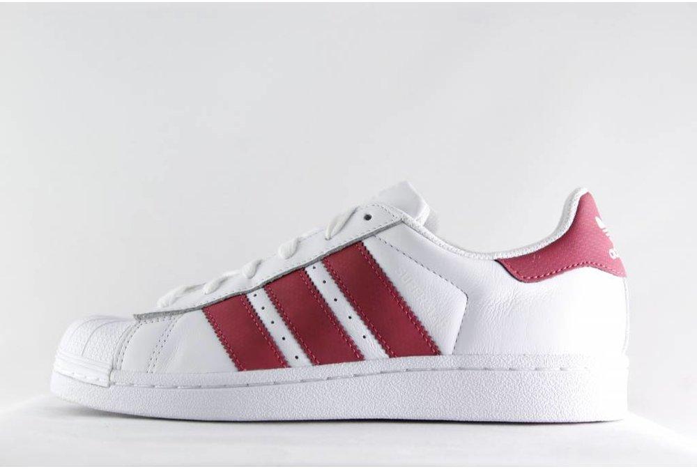 Adidas J ADIDAS SUPERSTAR Ftwwht/ Ftwwht/ Cblack