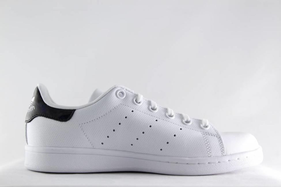 Adidas J ADIDAS STAN SMITH Ftwwht/Ftwwht/Cblack