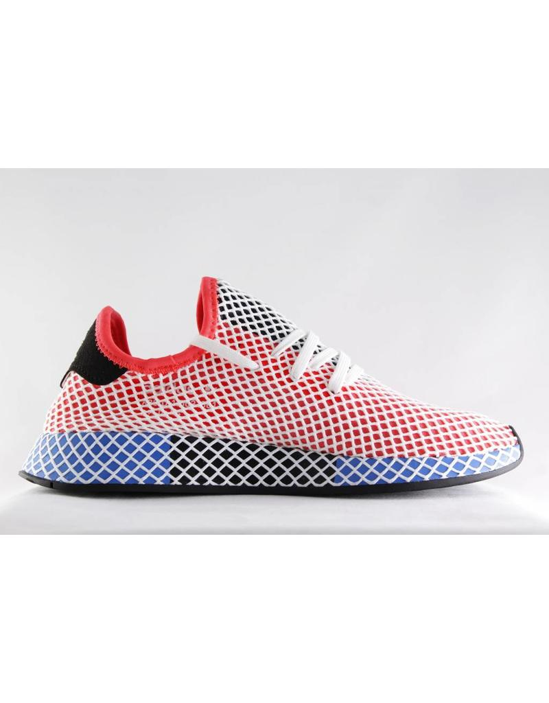 Adidas ADIDAS DEERUPT RUNNER Solred/Solred/Blubir