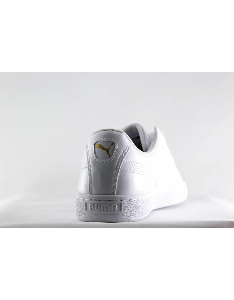 Puma W PUMA BASKET HEART NS Puma White- Puma White