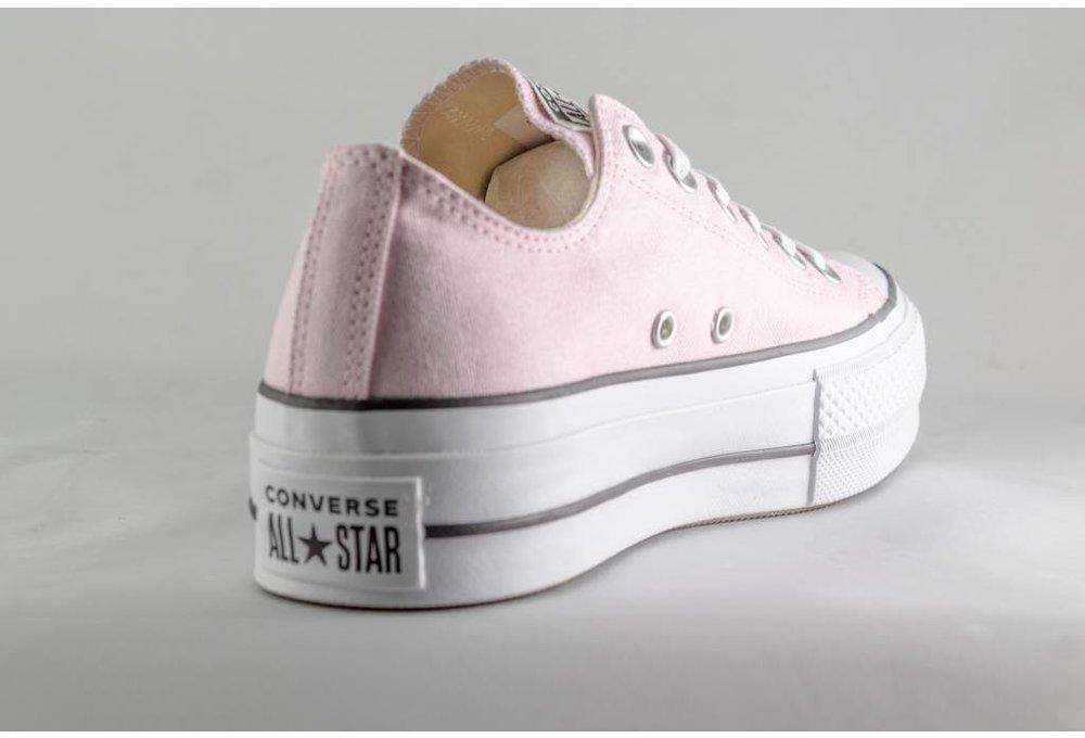 Converse CTAS LIFT OX Cherry Blossom/ White/ Black