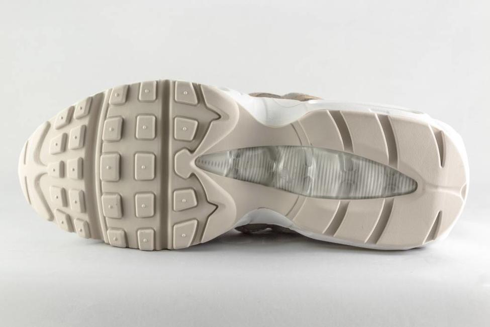 Nike W NIKE AIR MAX 95 Desert Sand/ Moon Particle Sand