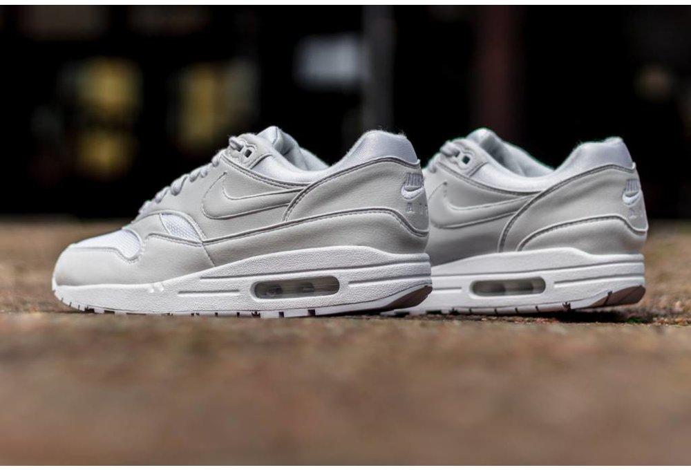 Nike NIKE WMNS AIR MAX 1 White/White-Pure Platinum